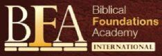 BIBLICAL FOUNDATIONS LOGO
