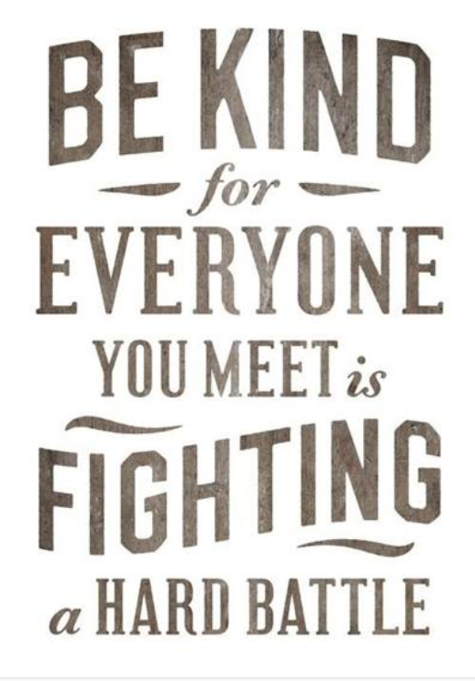Be kind https://www.facebook.com/pages/Christian-Woman-Magazine/223992713915?sk=photos_stream