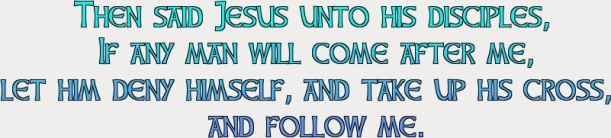 SQ MATTHEW 16 24 FOLLOW ME liveforeverhowto