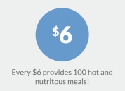 6 bucks only for 100 meals