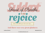 SUKKOT_FEAST OF BOOTHS_TABERNACLES