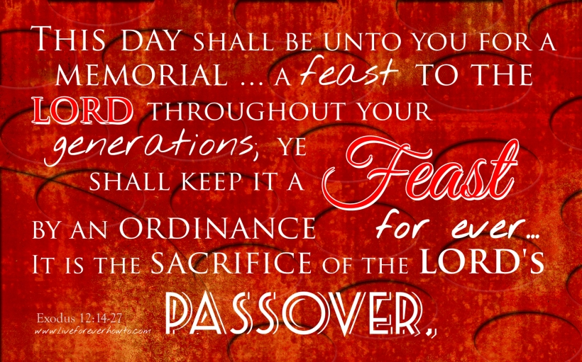 SCR CRD PASSOVER Exodus 12-14-27