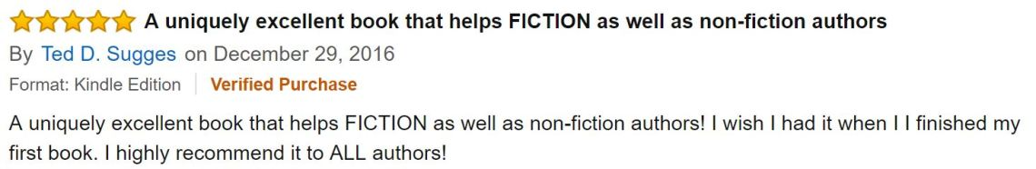 review for The Holy Grail of Book Launching