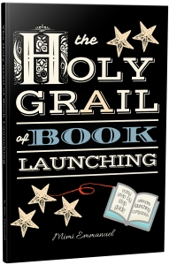 Teh Holy Grail of Book Launching by Mimi Emmanuel