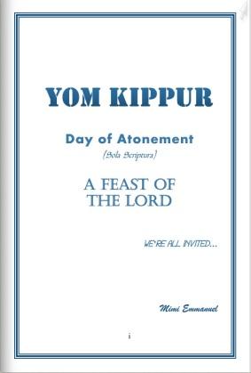 Yom Kippur book