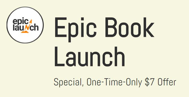 EPIC BOOK LAUNCH https://goo.gl/Ty8T1h