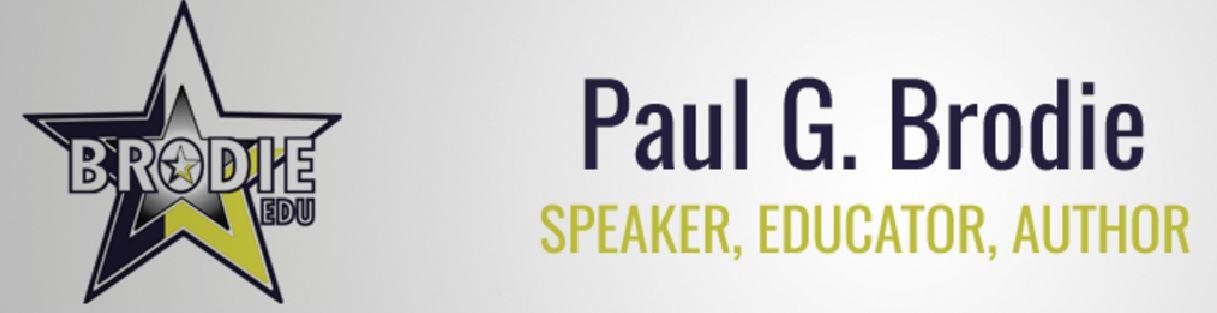 PAUL BRODIE www.BrodieEDU.com/coaching