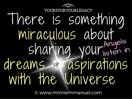 MIRACULOUS SHARING