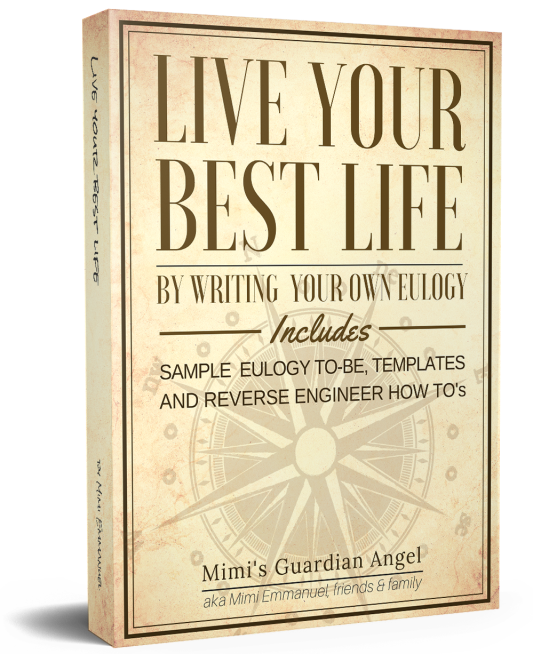 LIVE YOUR BEST LIFE by MIMI EMMANUEL